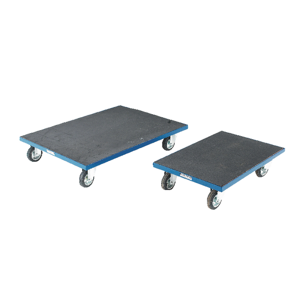 Blue Container Dolly With Anti-Slip Surface 312953