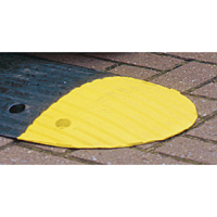 Image for Yellow 200X400X50mm Speed Ramp 313656