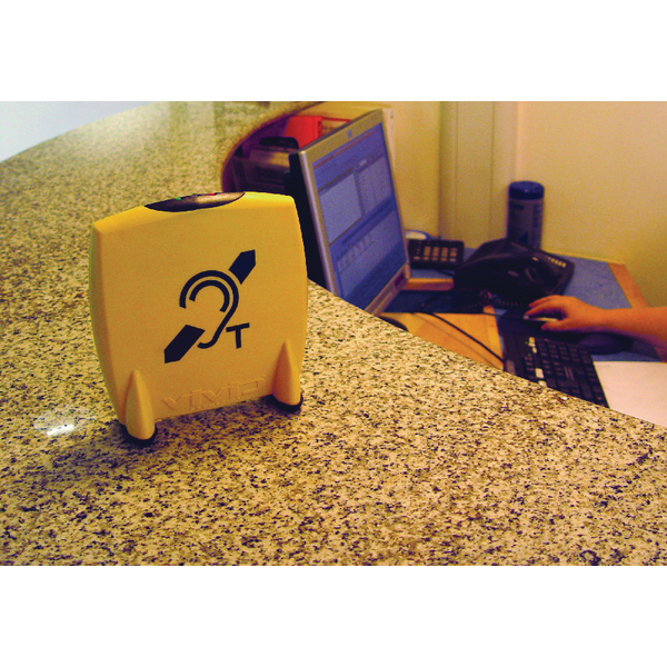 Portable Induction Loop Yellow 322988
