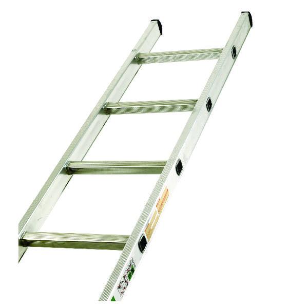 Aluminium Single Section Ladder 2410mm 8 Rung 323138
