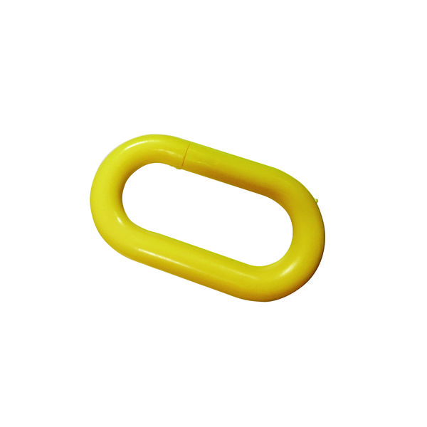 VFM Yellow Barrier Split Connector Link 10mm (Pack of 10) 326020