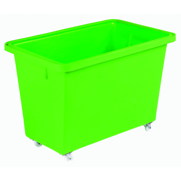 Image for Mobile Nesting Container 150L Green 328226