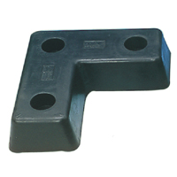 Image for H/Duty Type 1-3 Holes Dock Bumper