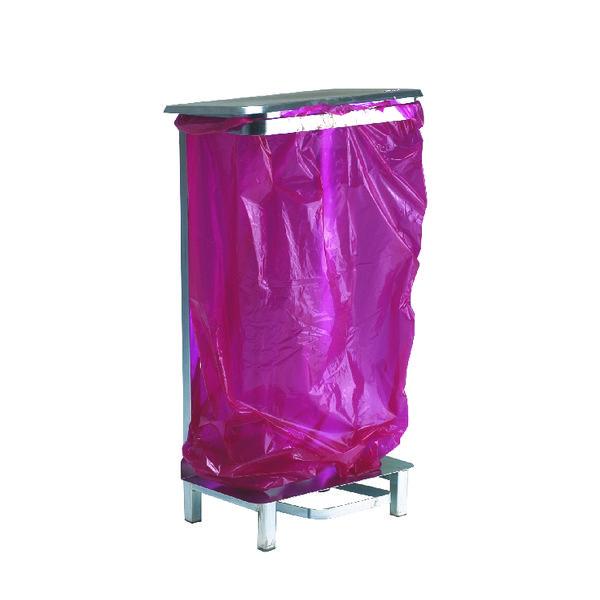 Galvanised Sack Holder Freestanding 127 Litre 330332