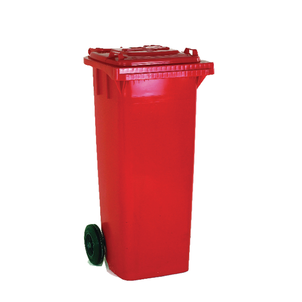 Refuse Container 80 Litre 2 Wheel Red 331270