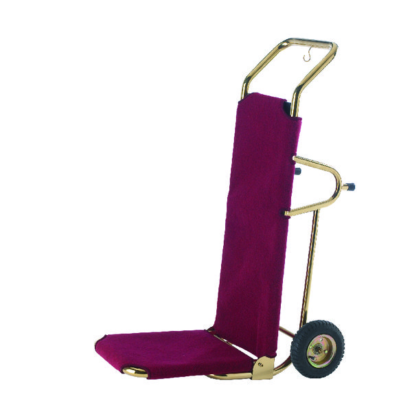 Bellmans Hand Truck Brass (W400 x D500 x H1220mm) 331814