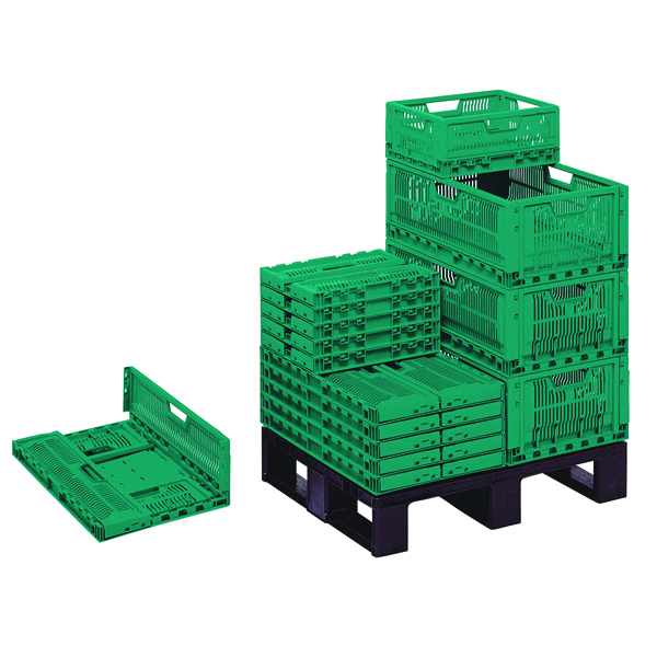 Returnable Foldable Container 47L 333670