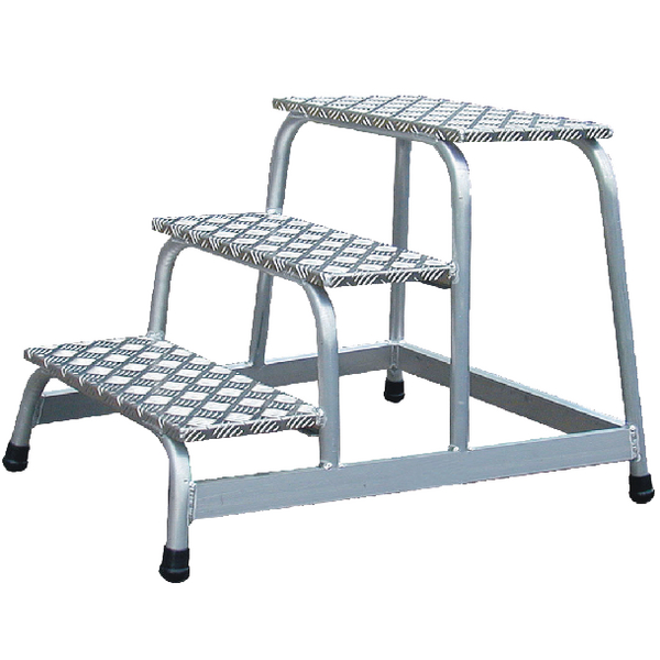Image for Aluminium Light Duty Platform Height 400mm 349029 (0)