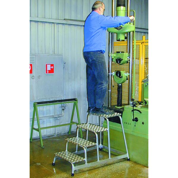 Image for Aluminium Light Duty Platform Height 800mm 349031