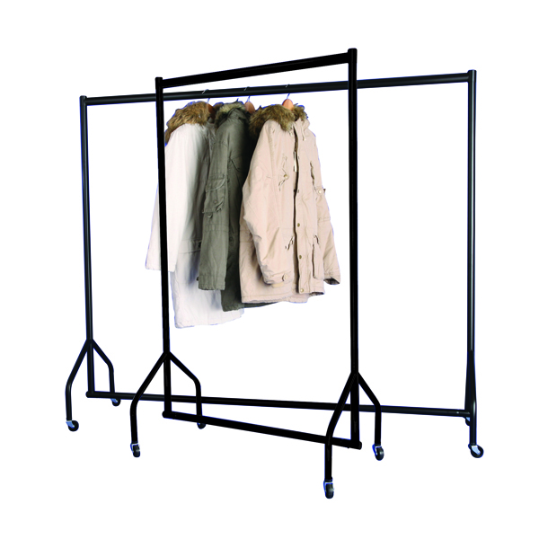 Image for Basic 1525mm Garment Hanging Rail 353539