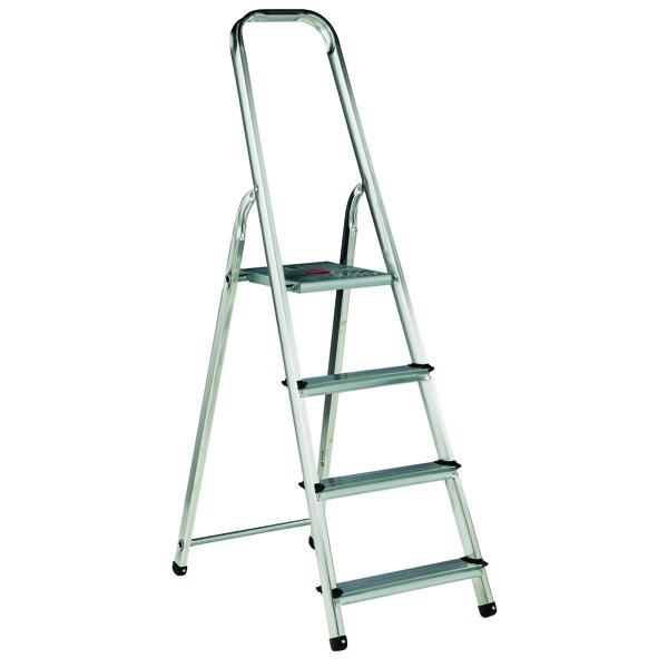 Aluminium Step Ladder 4 Step 358738