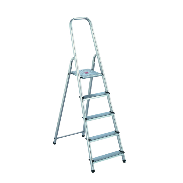 Aluminium Step Ladder 5 Step 358739