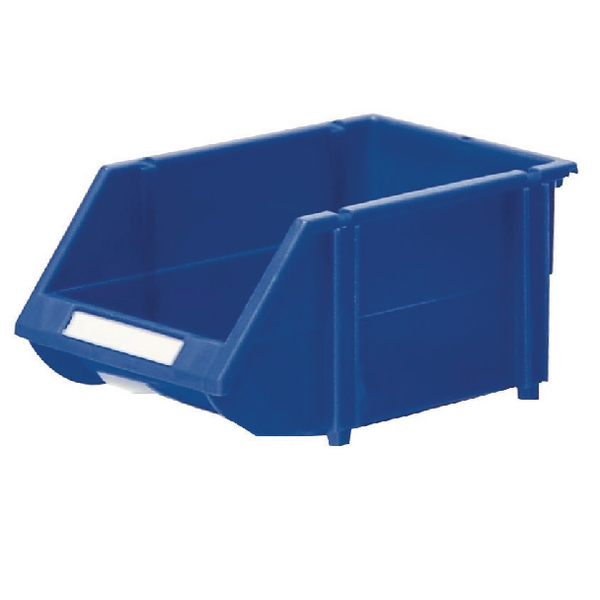 VFM Blue Heavy Duty Storage Bin (Pack of 18) 360233