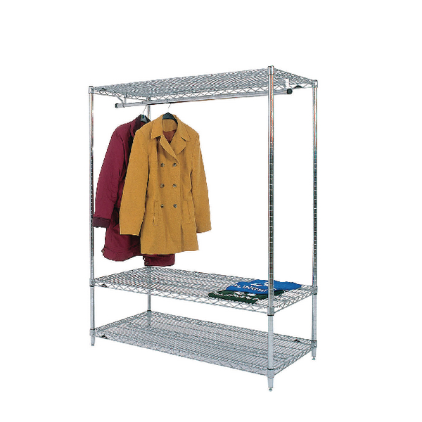 Image for Garment Hanging Rail 2448S Static 366046 (0)