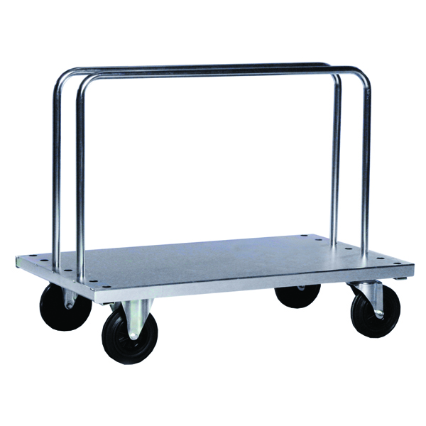 Board Carrier Metallic Grey 500kg Capacity (W700 x D1250 x H945mm) 373228