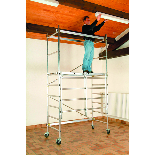 Speedy Work Platform Plus Frame Kit Aluminium 373690