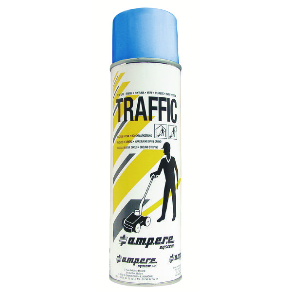 Blue Traffic Paint (Pack of 12) 373882