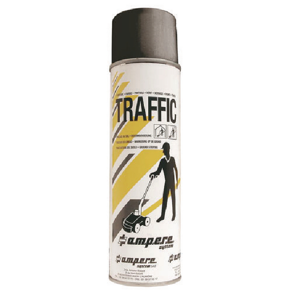 Black Traffic Paint (Pack of 12) 373885