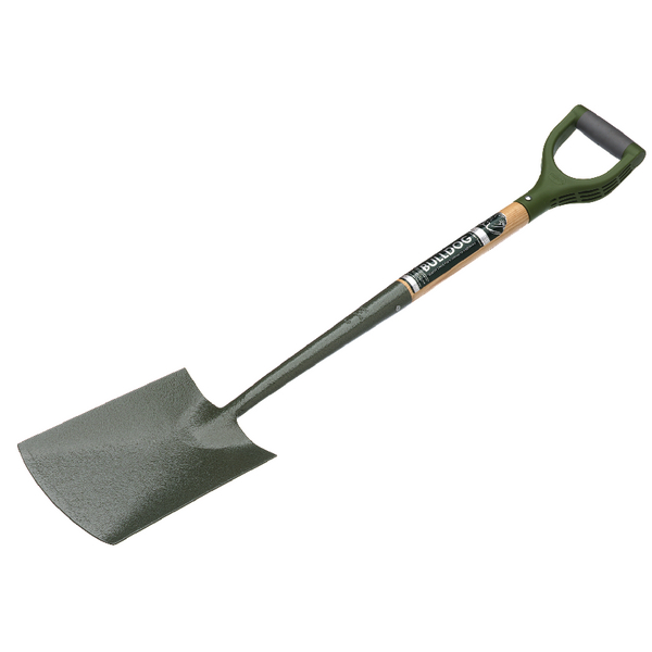 Evergreen Digging Spade 28 inch Green 380357