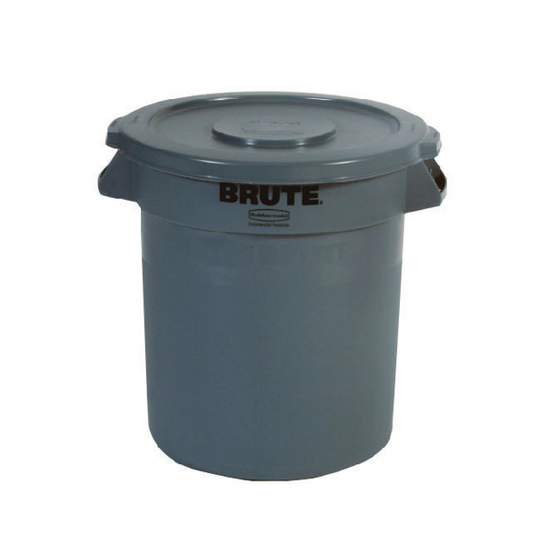 Brute Heavy Duty Container 121L Grey 382200