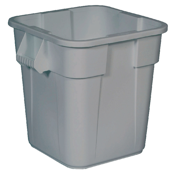 Square Brute Container 151L Grey 382212