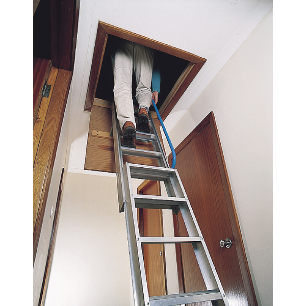 Image for Handrail For Aluminium Loft Ladder 306684
