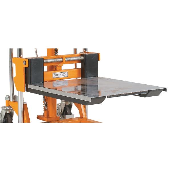 VFM Grey Hydraulic Mini-Lifter Detachable Platform 319825