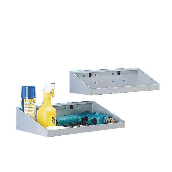 Image for Perfo System Grey Tool 450X170mm Shelf 306993