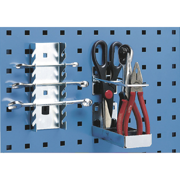 Image for Combination Holder Zinc (Designed for the Perfo tool storage system) 307008