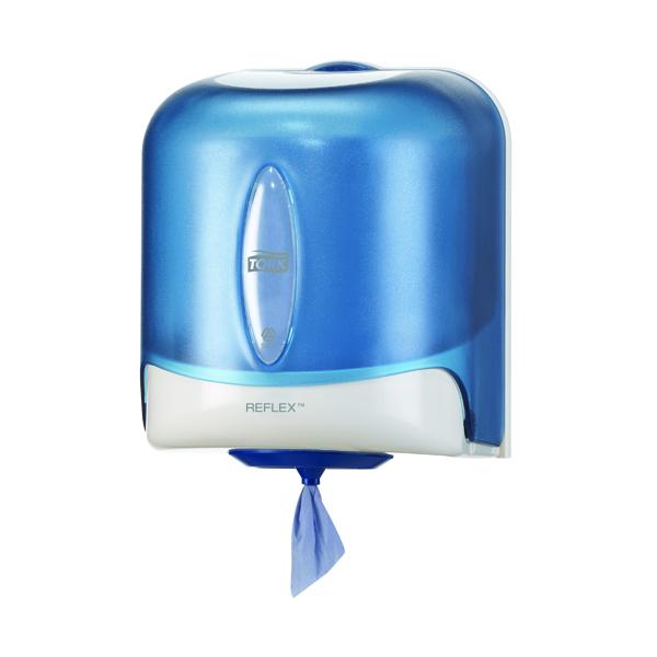 Tork Reflex Blue MiniCentrefeed Dispenser 473167