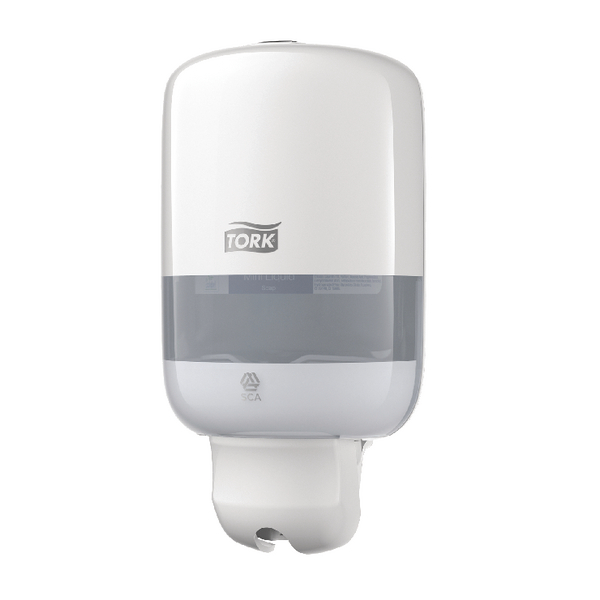 Tork Mini Liquid Soap Dispenser S2 White 561000