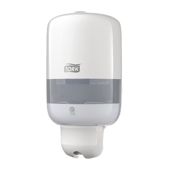 Tork Mini Soap Dispenser With Intuition Sensor White 561000