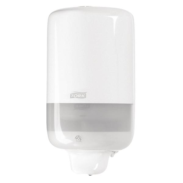 Tork Alcohol Hand Gel Hand Sanitiser Refill S1 1 Litre 420101