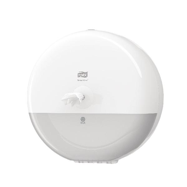 Tork T8 SmartOne Toilet Paper Dispenser White 680000
