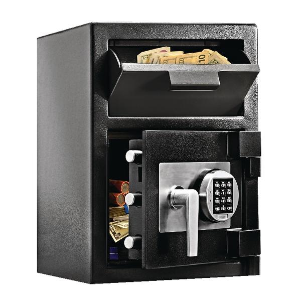 Image for Master Lock Deposit Under Counter Safe 26.6 Litres Black DH-074E