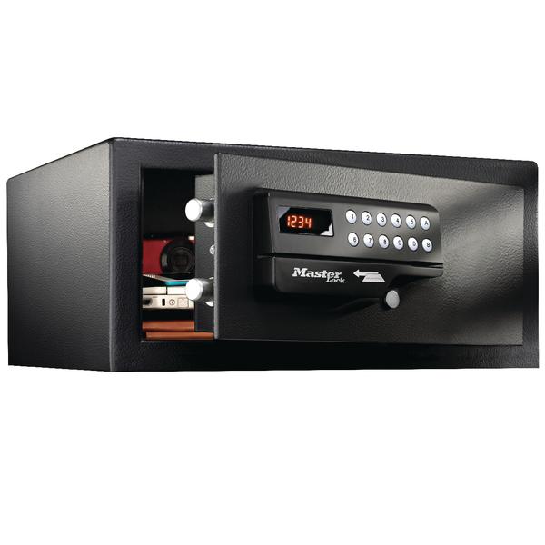 Master Lock Card Access Safe 31 Litre Black HL100ES