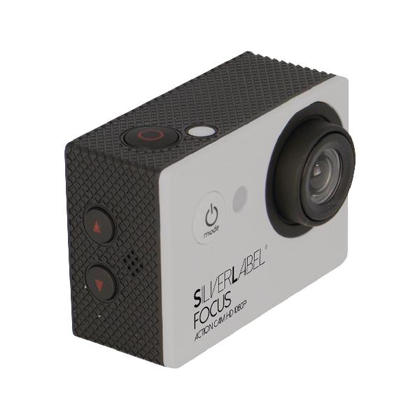 SilverLabel Focus Action Cam 1080p GA0502