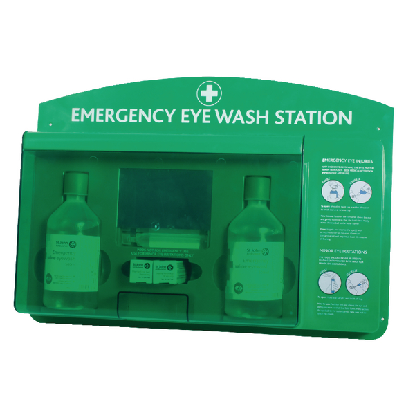 EYE WASH STATION EACH F17860