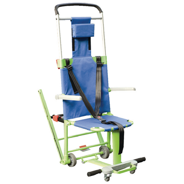 St John Ambulance Evacusafe Excel Evacuation Blue Chair F77027