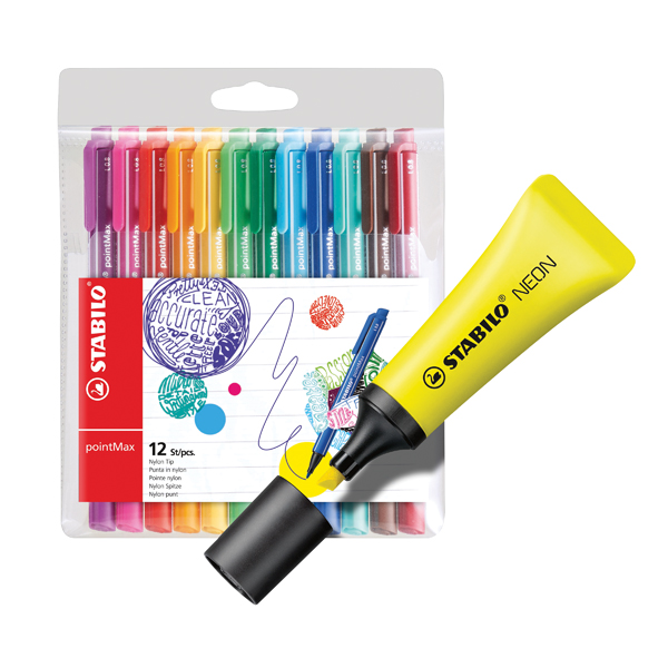Highlighters & Markers