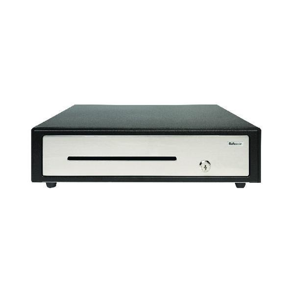 Safescan HD-4141S Heavy Duty Cash Drawer Black 132-0426