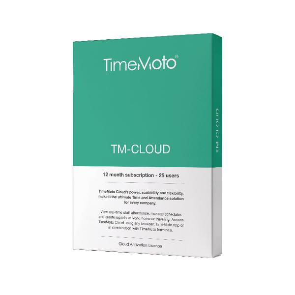Safescan TimeMoto Cloud 139-0590