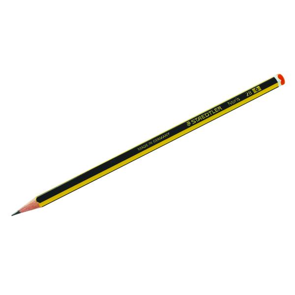 Image for Staedtler Noris 120 Pencil 2B 120-2B