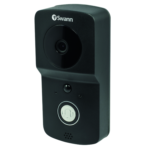 Swann 720p HD Smart Video Doorbell SWADS-WVDP720-UK