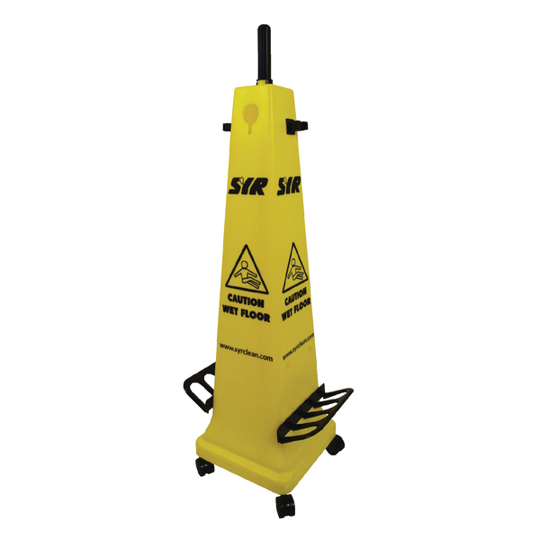 SYR Emergency Spillage Safety Sign S0015000