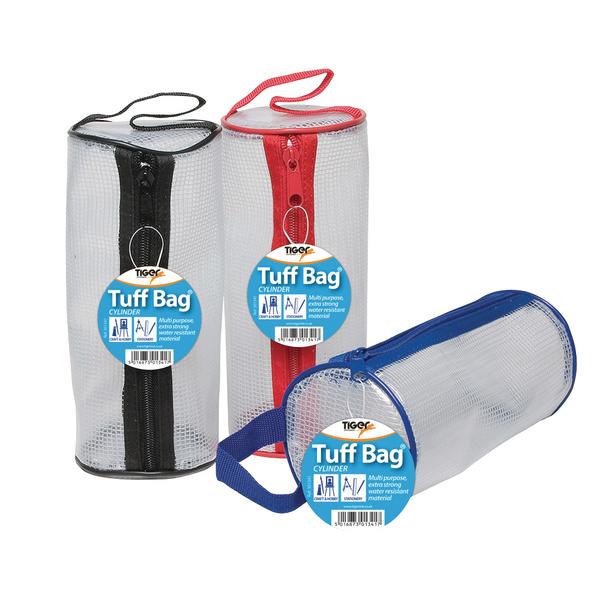 Tuff Bag Cylinder Pencil Case (Pack of 12) 301341