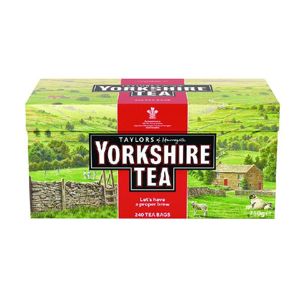 Yorkshire Tea 240 Tea Bags 750g 1034