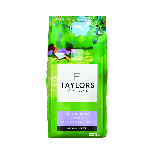 Taylors Lazy Sunday Ground Coffee 227g 3675/B