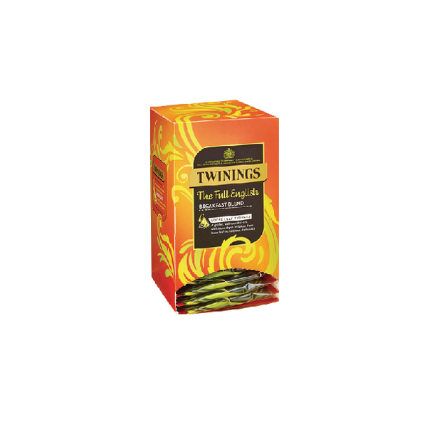 Twinings Full English Pyramid (Pack of 15) F12514