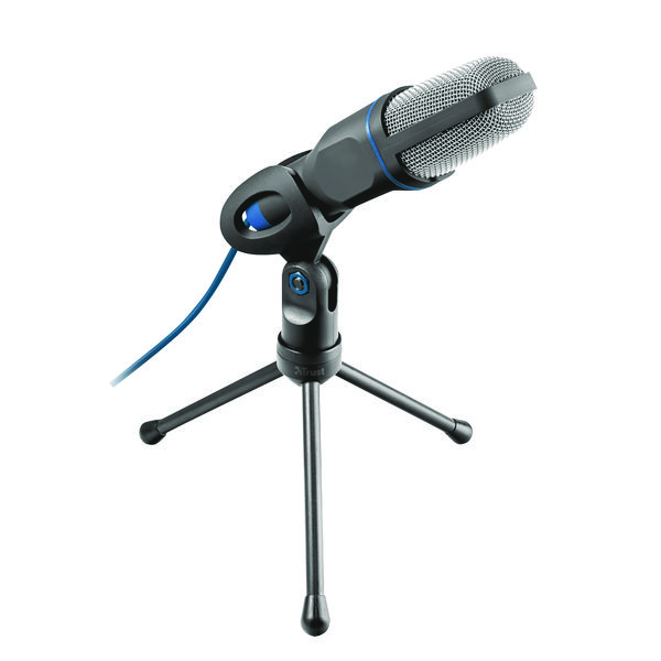 Image for Trust Mico USB Microphone 1.8m Cable (USB and 3.5mm connections) 20378 (0)